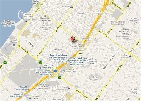 road map us embassy abu dhabi consulates in dubai