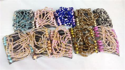 how to comb bands on womenoverfifty vintage 20pcs lot twist fold elastic band magic wirouble