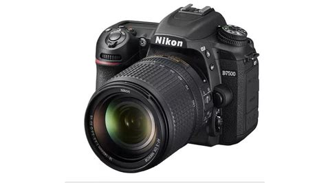 nikon 4k nikon d7500 dslr launched with 4k and snapbridge