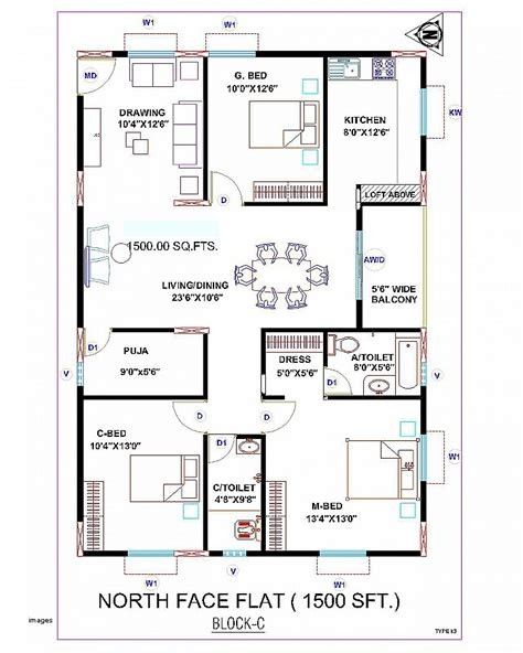 2 bedroom house plans india 2 bedroom house plans india