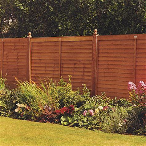 Garden Fence Accessories Grange Supafence Panel