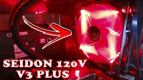 Coolermaster Seidon 120v V3 Plus coolermaster seidon 120v v3 plus review