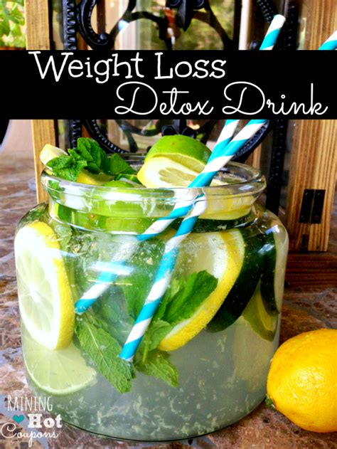 Lemon Detox Weight Loss Water by Weight Loss Detox Drink Recipe Weight Loss Detox