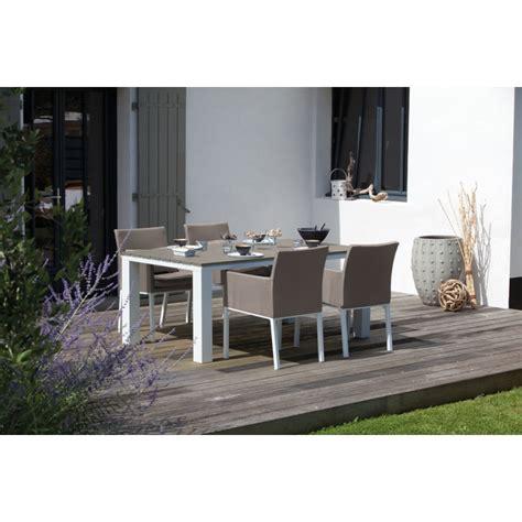 Ordinaire Idee Couleur Salon Salle A Manger #4: salon-de-jardin-alu-textilene-ELENA-TABLE-180-BLC-TaupeOSLO-blanc-taupex4_930x930.jpg
