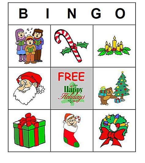 printable christmas cards dltk 11 free printable christmas bingo games for the family