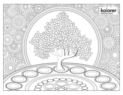 free coloring pages tree of life free adult coloring pages celtic tree of life download