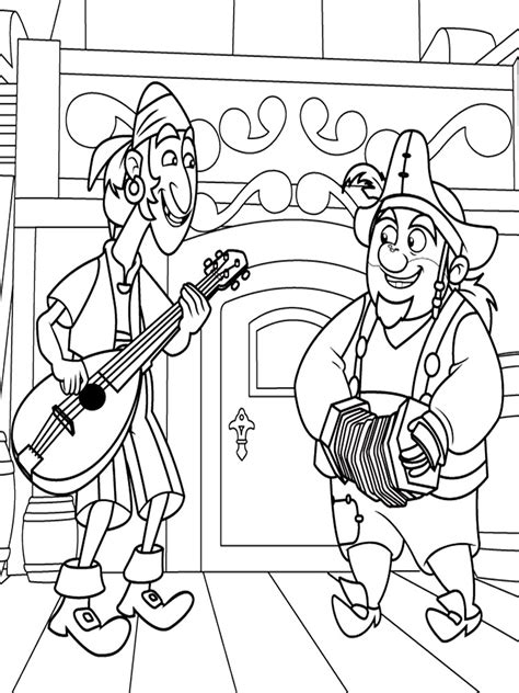 Dibujos Para Pintar Jake Y Los Piratas | jake y los piratas para colorear imagui