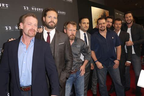 director michael bay and cast of 13 hours talk benghazi