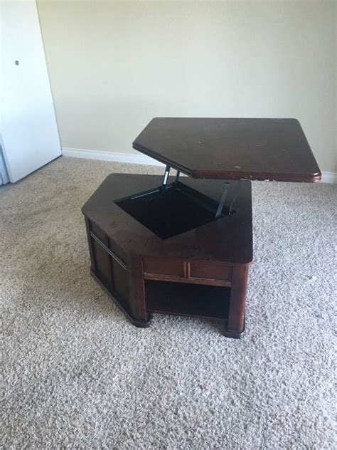 Pull Up Coffee Table Pull Up Coffee Table Furniture In Mountlake Terrace Wa Offerup