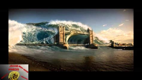 el fin del mundo teorias del fin del mundo 2 mega tsunami loquendo youtube