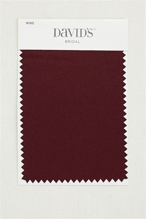 david s bridal color swatches 75 best images about burgundy wedding on