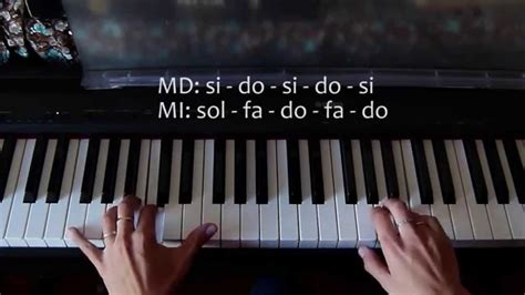 la valse d amelie piano tutorial la valse d amelie 3ra parte tutorial piano youtube