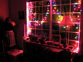 cool ways to put up christmas lights in your bedroom with