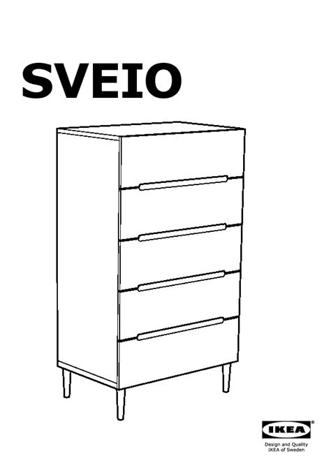 Commode 5 Tiroirs Ikea by Finest Sveio Commode Tiroirs With Commode 5 Tiroirs Ikea