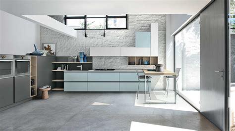 cucine basse cucina con colonne basse caretta design