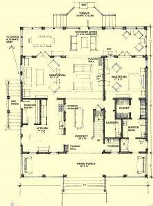 colorful bekitcha lowcountry dog trot house plans