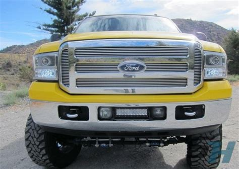 2007 ford super duty f250 f350 f450 f550 truck repair shop 2005 2007 ford superduty f250 f350 f450 f550 complete custom paint headlight package