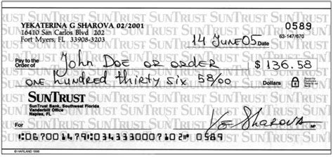 Who Is The Drawer On A Money Order by Unit 14 Checks And Bank Collections