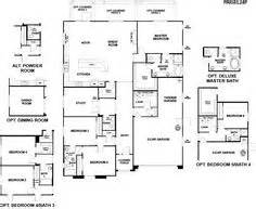 Richmond American Floor Plans homes floor plans forward paige floor plan richmond american 2501sqft