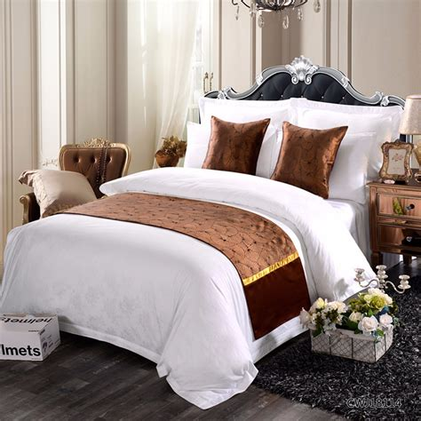 hotel bedding suppliers guangzhou manufacturers hotel suppliers bed runner king