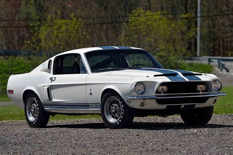 nearly original 1968 shelby gt350 headed to auction at mecum