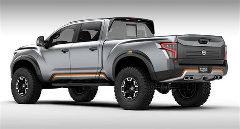 nissan truck titan 2016 nissan titan warrior concept picture 661572 truck