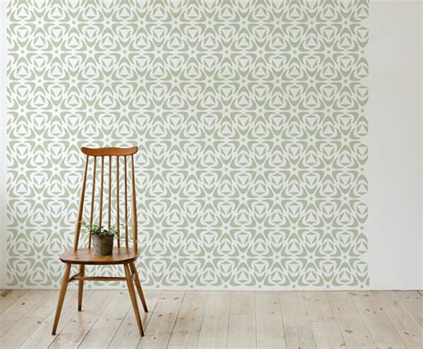 scandinavian wallpaper designs project dream house moroccan floral style scandinavian wall stencil for diy