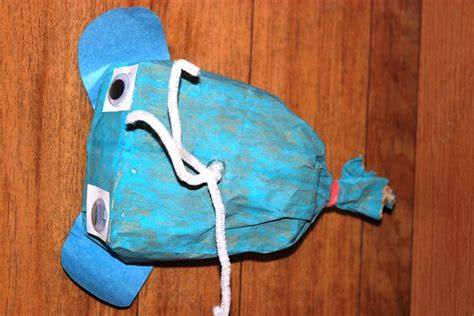 Paper Bag Whale Craft - 49 best images about tested by me on