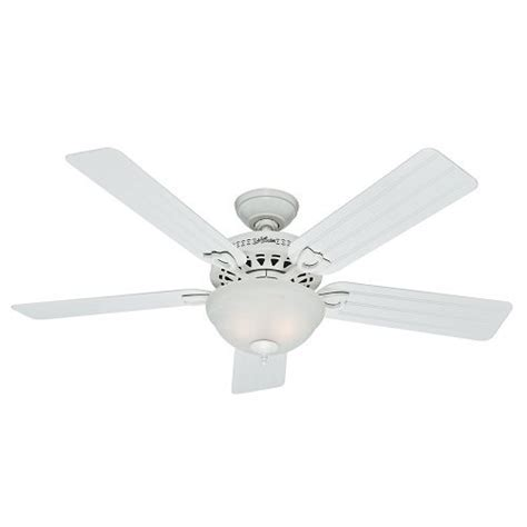 52 inch flush mount ceiling fan 53122 beachcomber 52 inch white ceiling fan flush