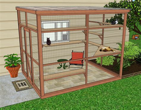 catio spaces helps cat owners build safe outdoor havens for their feline friends iheartcats