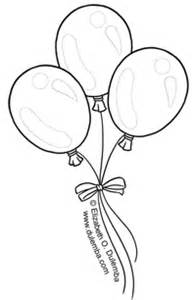 dulemba coloring page tuesday balloons