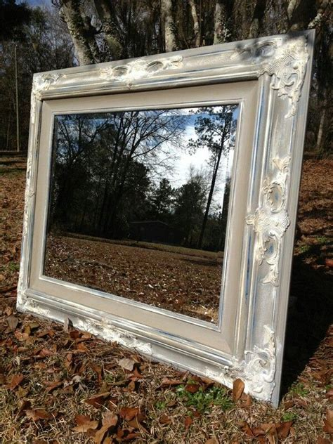 chalk paint mirror best 25 chalk paint mirror ideas on