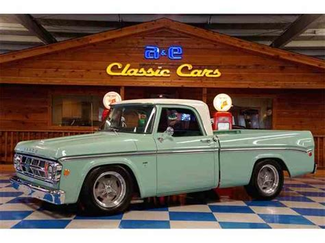 1969 dodge d100 classic dodge d100 for sale on classiccars 13 available