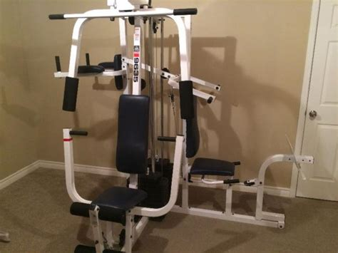 weider pro workout 9635 like brand new nepean ottawa