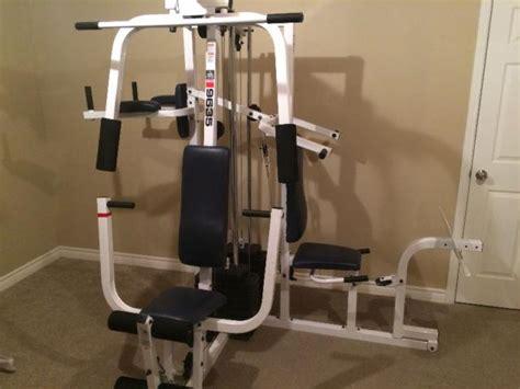 weider pro workout 9635 like brand new nepean ottawa