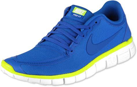Nike Free 5 0 V4 nike free 5 0 v4 schuhe blau neon gr 252 n