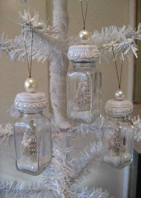 shabby chic decor 2 crafts and decor diy shabby chic bottle ornaments from old salt and pepper