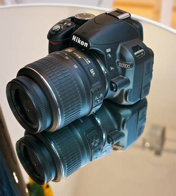 urbanfox.tv blog: nikon d3100 full hd dslr