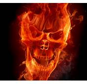 Wallpapers 2897890 Design Skull Fire Flame Red Ghost Mobile9