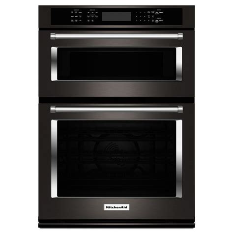 Recessed Cooktop Shop Kitchenaid Self Cleaning Convection Microwave Wall