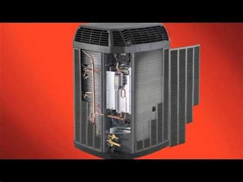 Trane Variable Speed Compressor   Heat Pump   Maybe Dual Fuel Compatible   likely way more