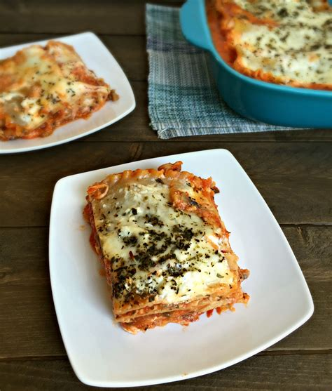 Garden Vegetable Lasagna Freezer Friendly Garden Vegetable Lasagna