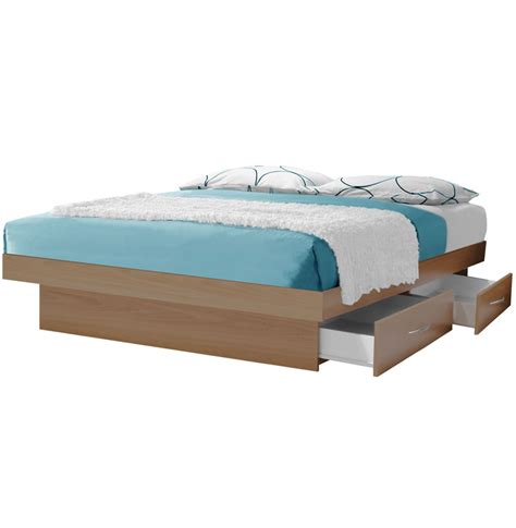 california king bed with drawers california king platform bed with 4 drawers contempo space