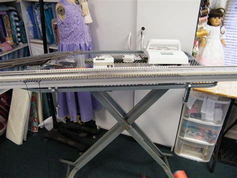 bond knitting machine table passap vario the thrifty needle
