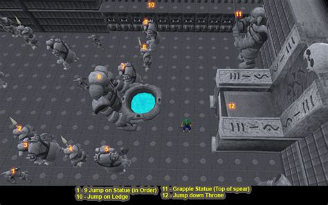 guide bandos throne room statues guides and tips agility runescape guide runehq