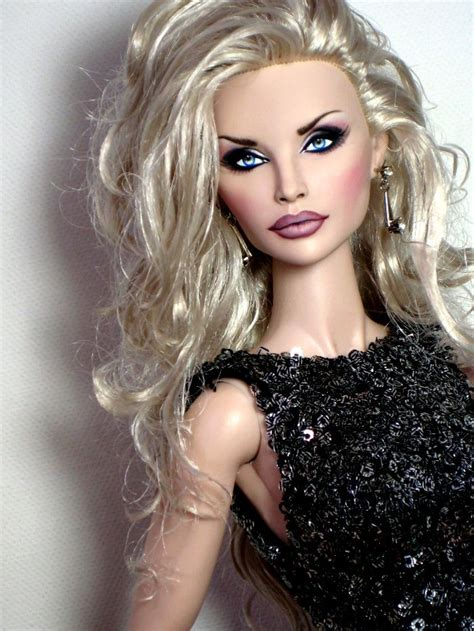 fashion doll repaints 1471 best images about dolls dresses etc on