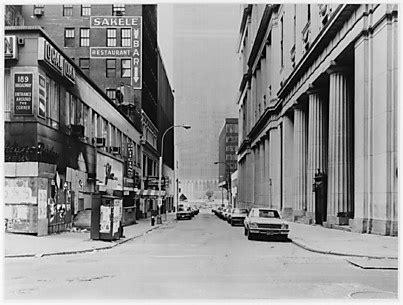 dey street / broadway, new york thomas struth (german