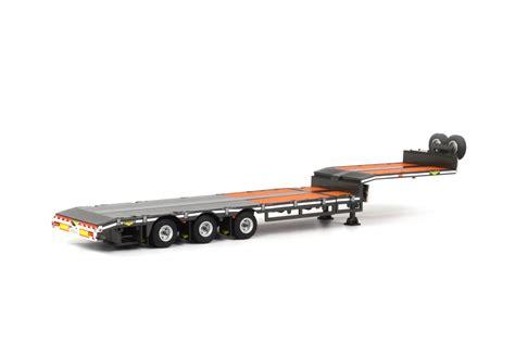 Bros Premium 3 premium line semi lowloader 3 axle bros wsi collectors fabricant de maquettes 1 50 et 1 87