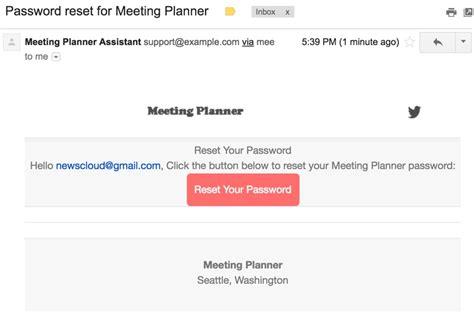 Gmail Reset Token | tutorial gorilla your best source for online tutorials