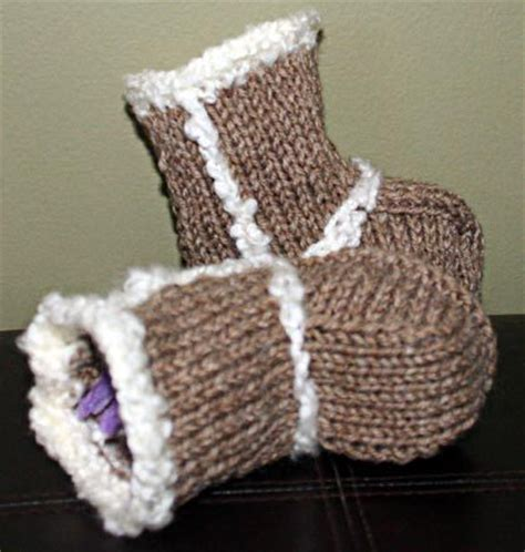 free baby boots knitting pattern free baby bootie knit patterns lena patterns